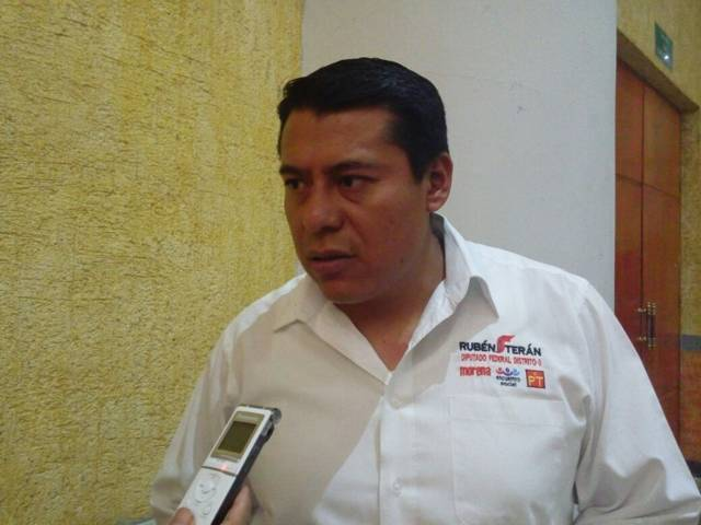 Condena Rubén Terán atentado contra la familia del alcalde de Tlaltelulco