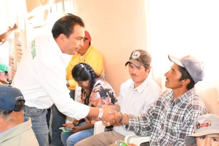 Generar cooperativas de producción para que ganen más los campesinos: Mariano González