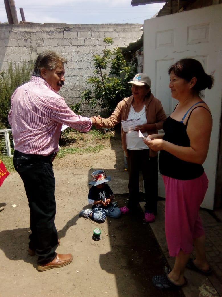 Denuncia Reyes Ruiz ecocidio en Texcalac, más de 100 enfermos renales están en el olvido