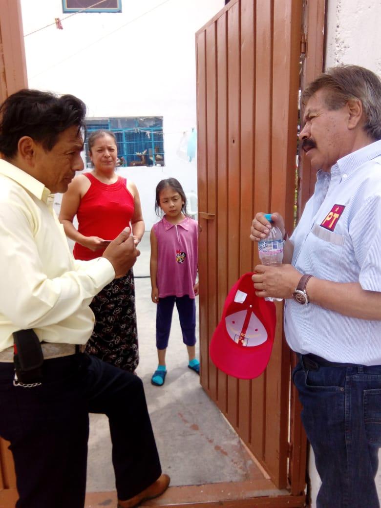 El rata piensa que todos tranzas como él, reprochó Reyes Ruiz a Anaya