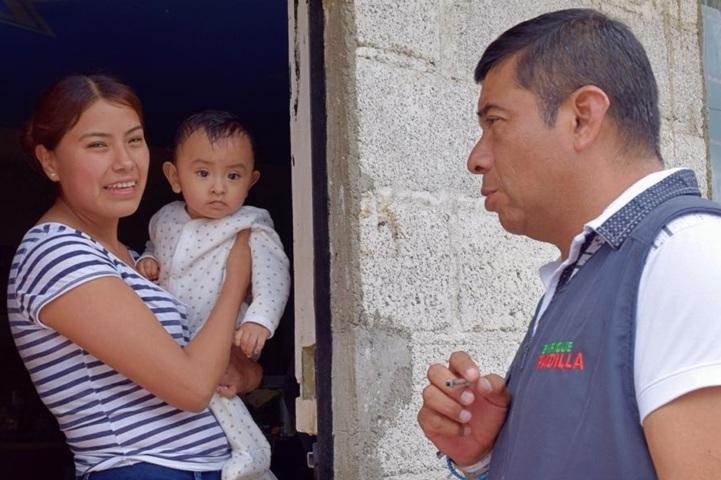 El domingo los tlaxcaltecas votarán por un proyecto y no por una familia: Enrique Padilla