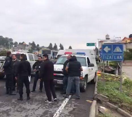 Asesinan cerca de Tizatlán a militar que viajaba en colectiva