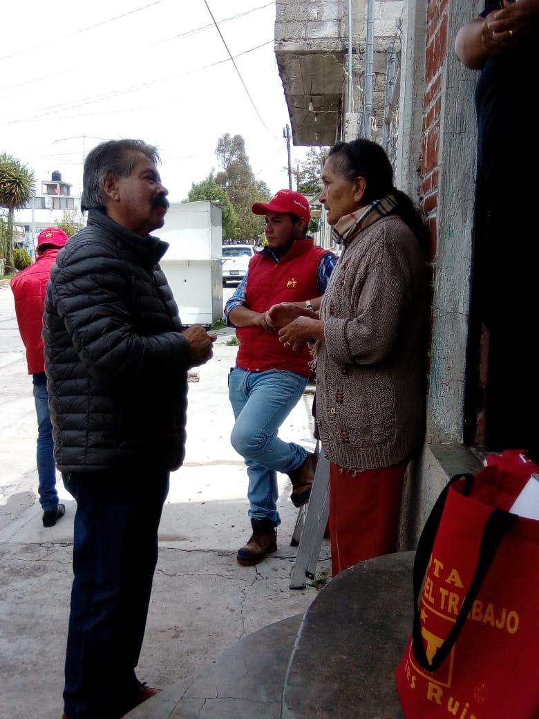 Trabajo responsable y honesto como servidor público distinguen a Reyes Ruiz