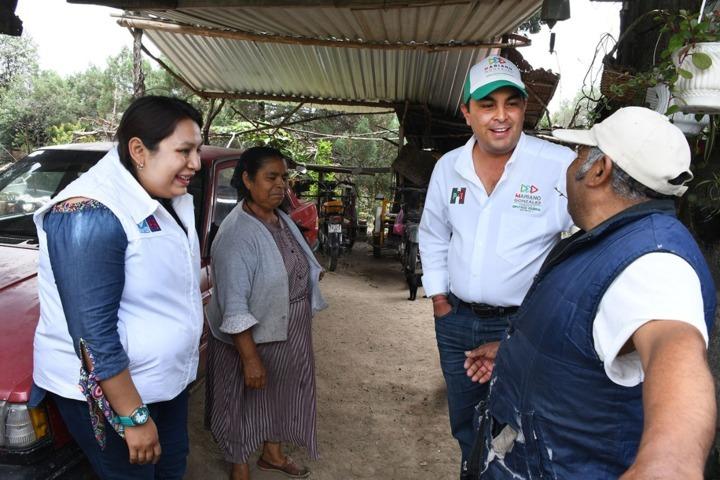 Anuncia Mariano primer cierre regional de campaña en Apizaco y Huamantla