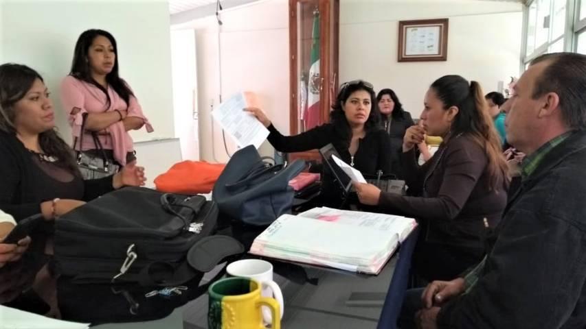 Está en proceso revisión financiera en preescolar de Chiautempan