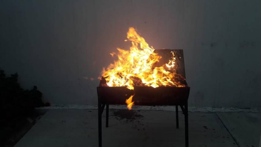 Incineran más de 10 kilos de droga en Tlaxcala