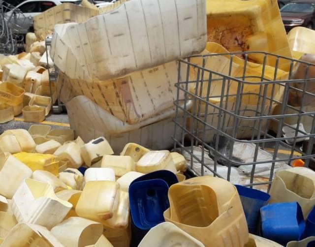 Destruye PGR 260 objetos del delito