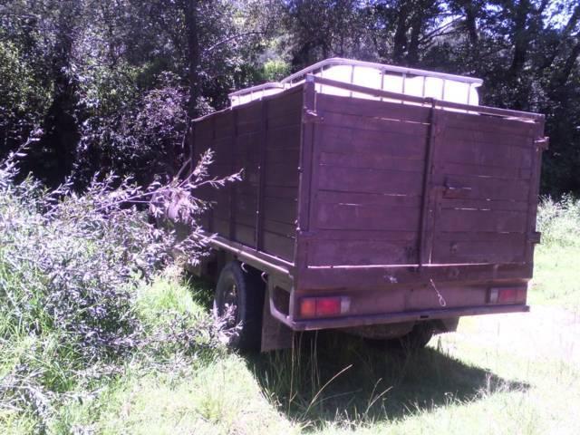 Asegura CES 9 camionetas huachicoleras en Ixtacuixtla