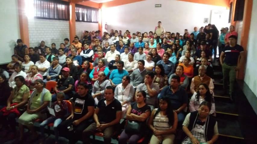 Reciben alumnos del Cobat taller sobre Derechos Humanos