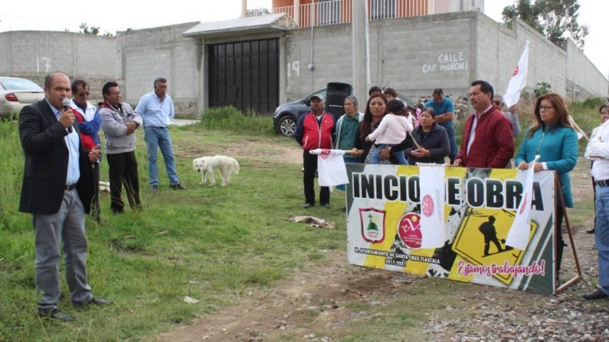 Acercar más servicios básicos es disminuir el rezago social en el municipio: alcalde