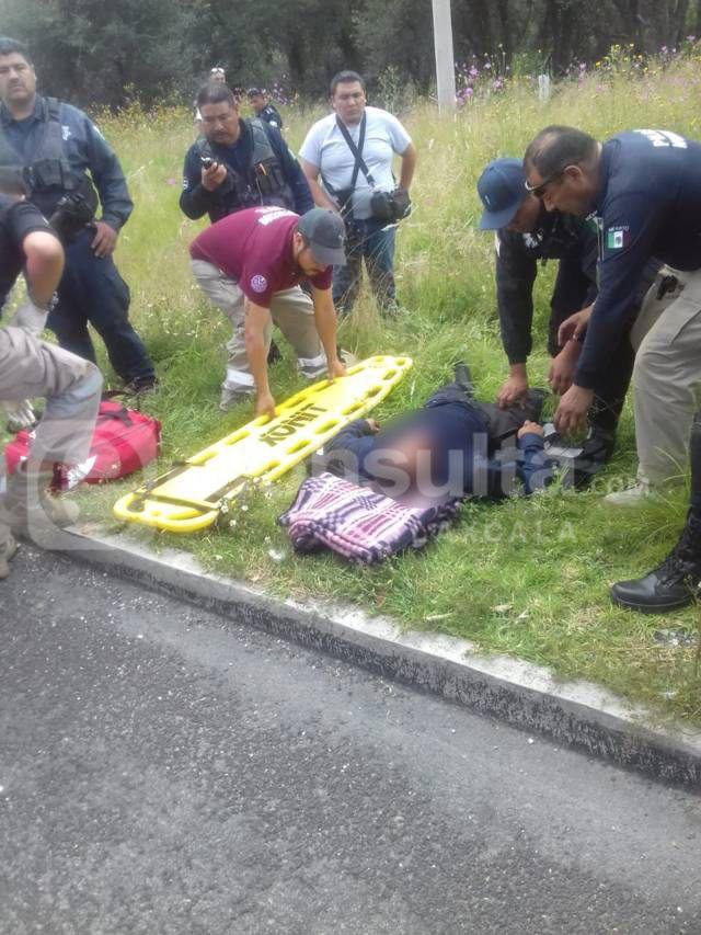 Dan desconocidos levantón a policía de Yauhquemehcan