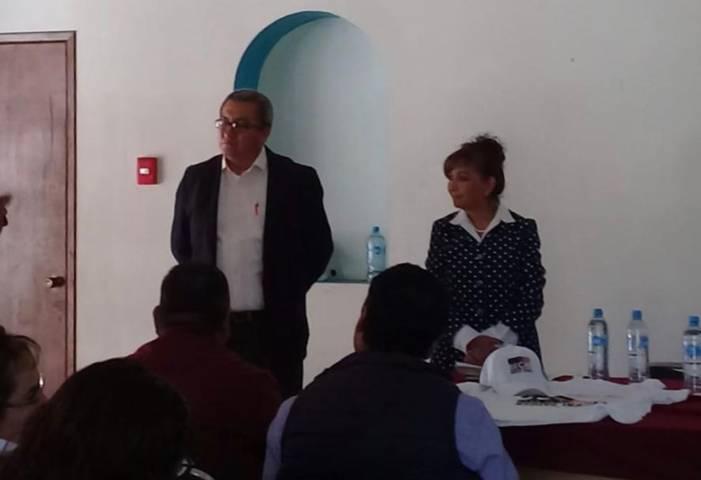 SEPE y directivos colaboran en el censo de becas BJ: Lorena