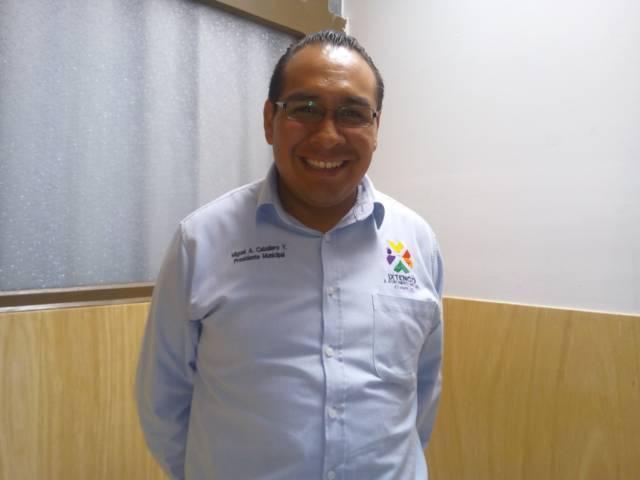 Se ha cumplido con los pagos a servidores públicos en Ixtenco: MACY