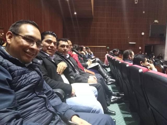 Se reúnen diputados y alcaldes de PES para Gestión del Recurso Federal 2019