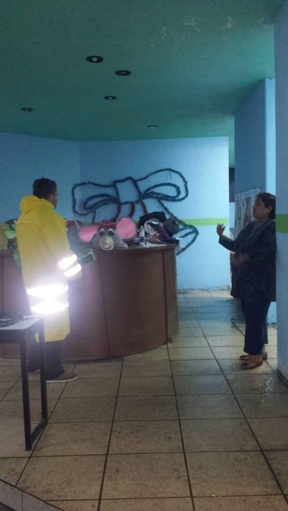Protección civil de Papalotla atendió llamados por afectaciones