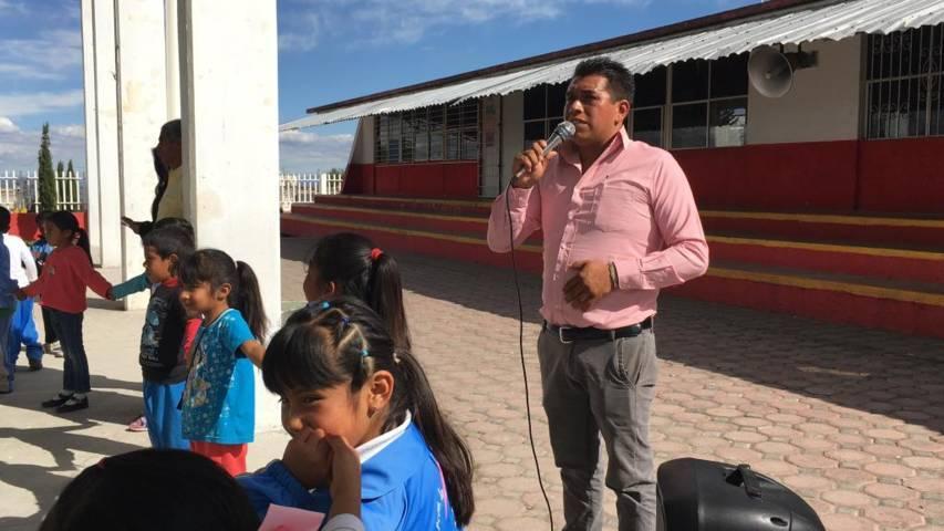 "Inauguran ""Semana del Buen Trato Infantil"" en Ixtenco"