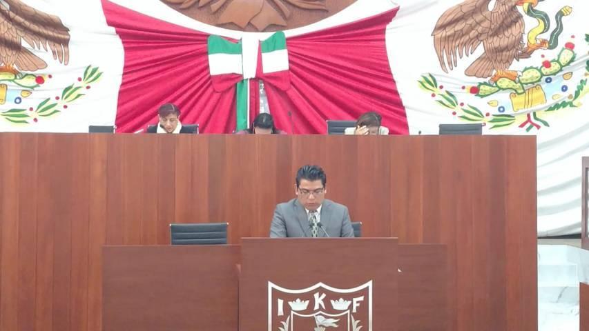 Garrido exigió al gobernador que se ponga a trabajar