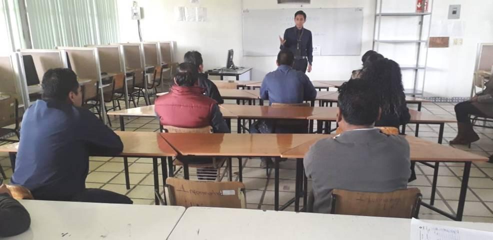 """PGR Tlaxcala realiza plática """"Desarrollando La Prevención En La Educación Escolar"""""""