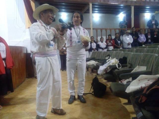 Participa Ixtenco en congreso Interestatal para Institucionalización de la Lengua Hñähñu