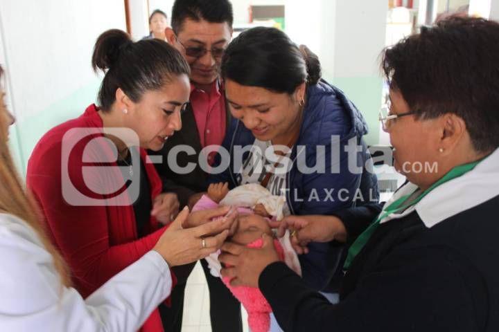 Atendiendo las vacunas en los niños prevenimos enfermedades: alcalde