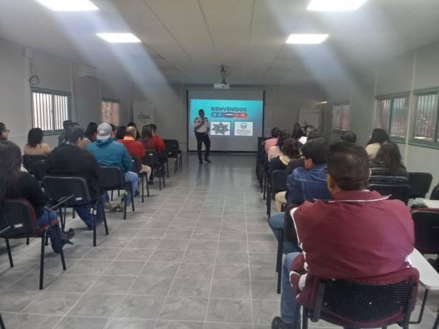 Seguridad Pública de Lardizábal busca acercamiento con instituciones educativas