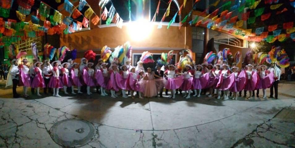 La camada Auténtica Nueva Generación corona a su reina en Panotla