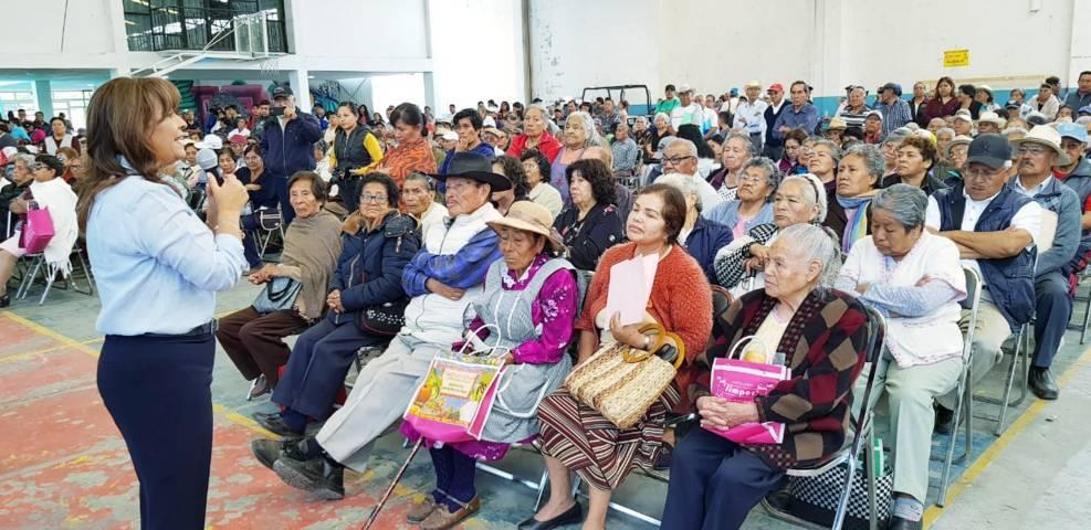Concluye entrega de Pensión para el Bienestar de los Adultos Mayores