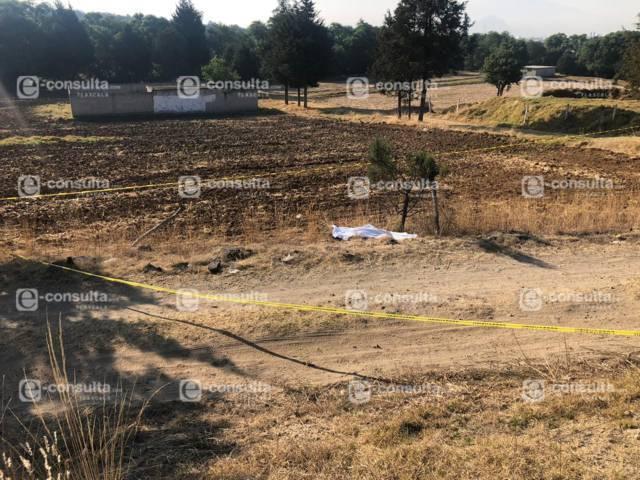 Asesinan a otra mujer en límites entre Apizaco, Yauhquemehcan y Tetla