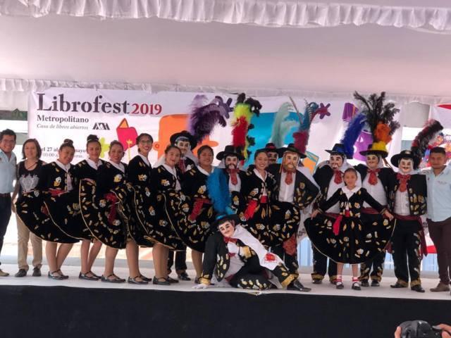 Chiautempan presente en el Librofest  Ciudad de Mexico