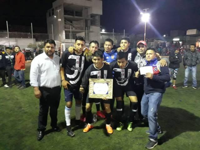 """Concluye exitosamente """"Torneo de Fut-Primavera 2019"""""""