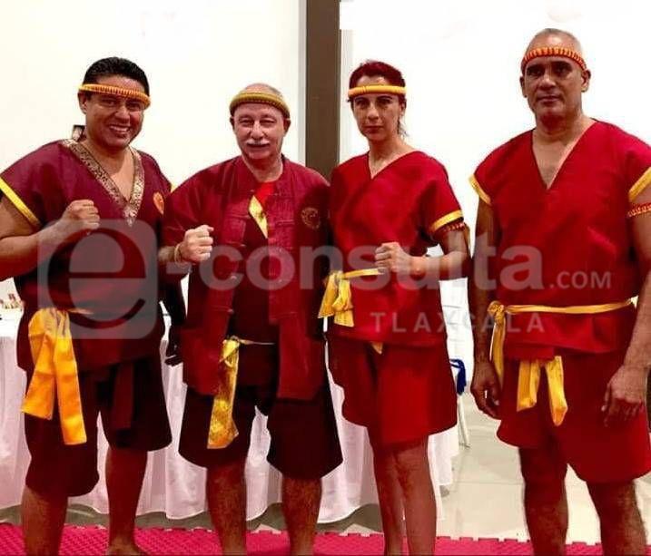 Presume Tlaxcala Asociación Nacional de Muay Thai, pero ninguna autoridad lo sabe