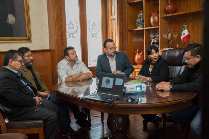 Concreta PRD Tlaxcala y Anabel Ávalos, mesa de diálogo en materia de Seguridad