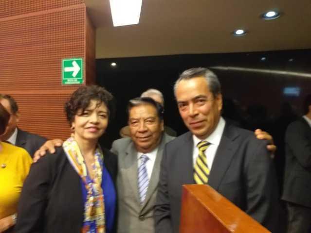 Felicita Molina a nuevos Embajadores de México en Tailandia y Marruecos
