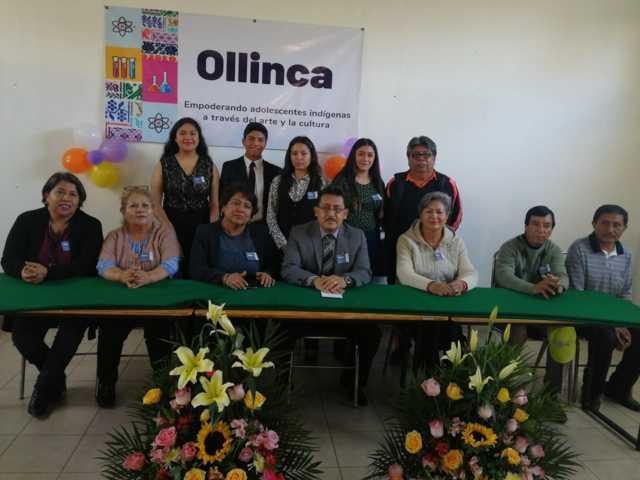 Financia UNAM proyecto Ollinca a joven estudiante de Totolac