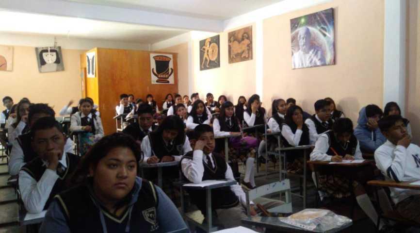 IMM de Lardizábal emprende campaña de sensibilización en materia de Derechos Humanos