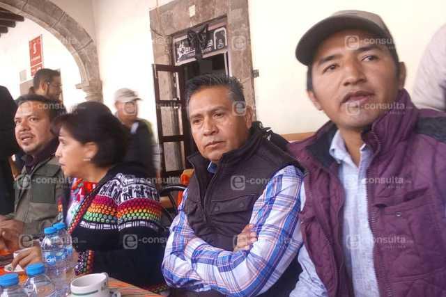Campesinos aseguran que los diputados traicionaron al campo por ambición