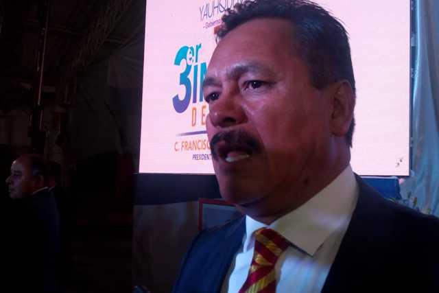En el 2020 Yauhquemehcan ejecutará alrededor de 45 mdp en obra