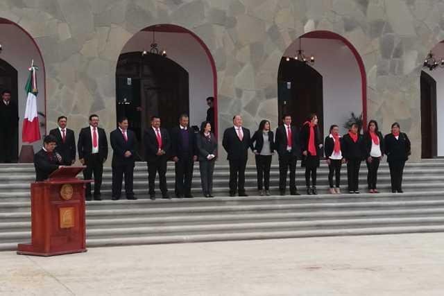 Atlangatepec ejerce la Ley como lo mandata la constitución: Macías