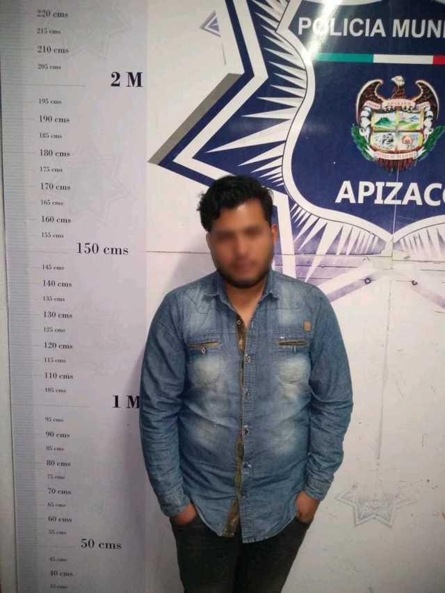 Frustra policía de Apizaco robo de moto, afectada se niega a proceder