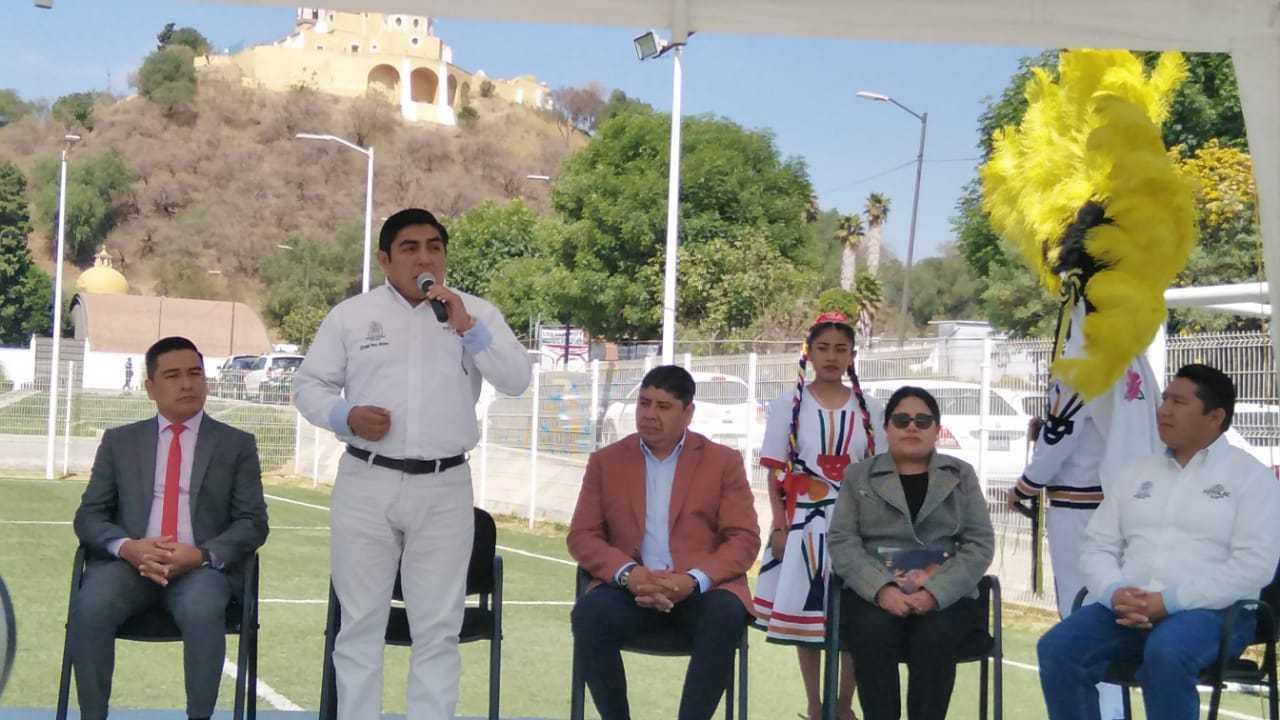 Totolac Promueve en Cholula, programa de Carnaval 2020