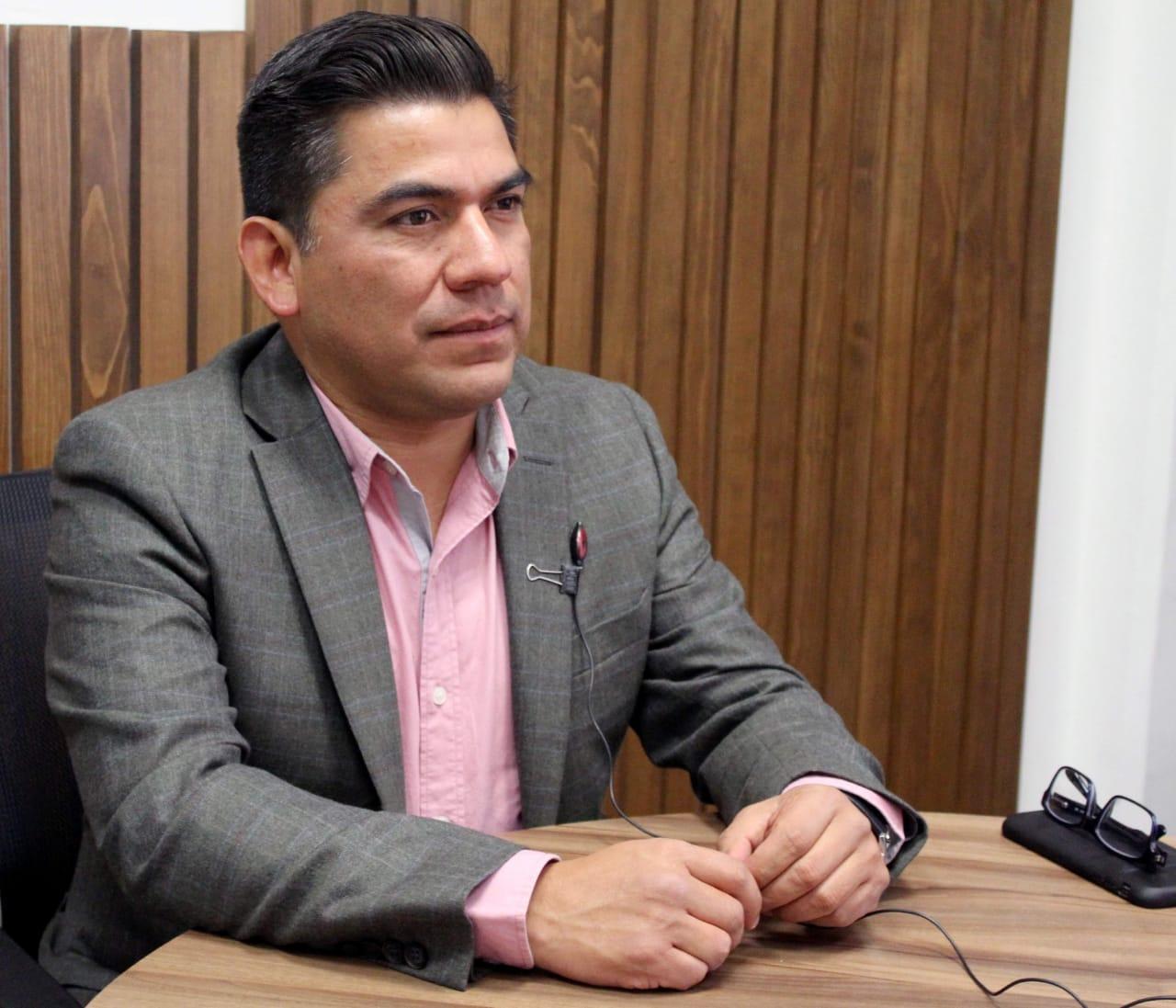 Garrido hace un llamado a la prudencia por disputa territorial entre Chiautempan y Tlaltelulco