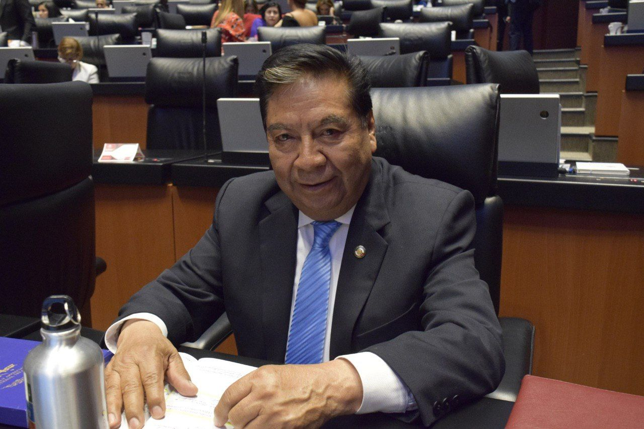 Destaca Joel Molina aprobación de la reforma social más importante de los últimos tiempos
