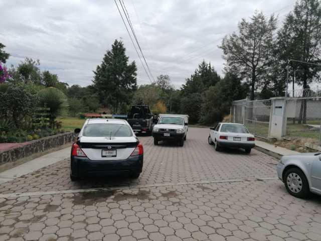 Intervención policíaca evita robo a casa habitación en Huiloac, Apizaco