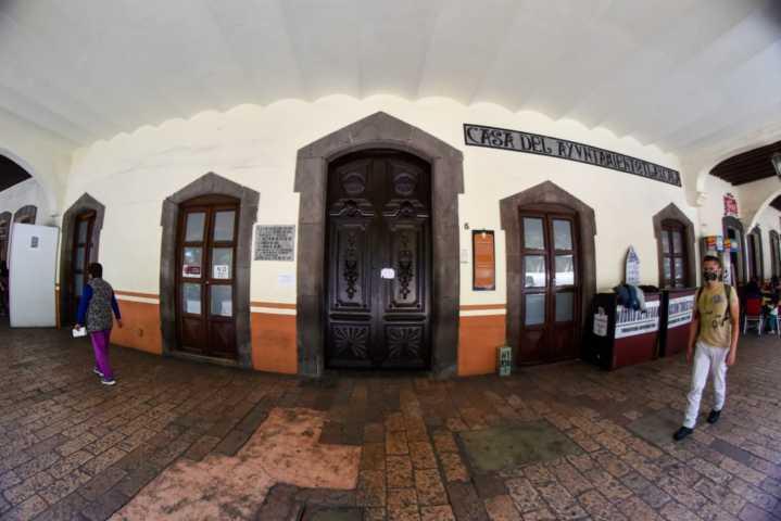Continúa cerrada la presidencia de Tlaxcala