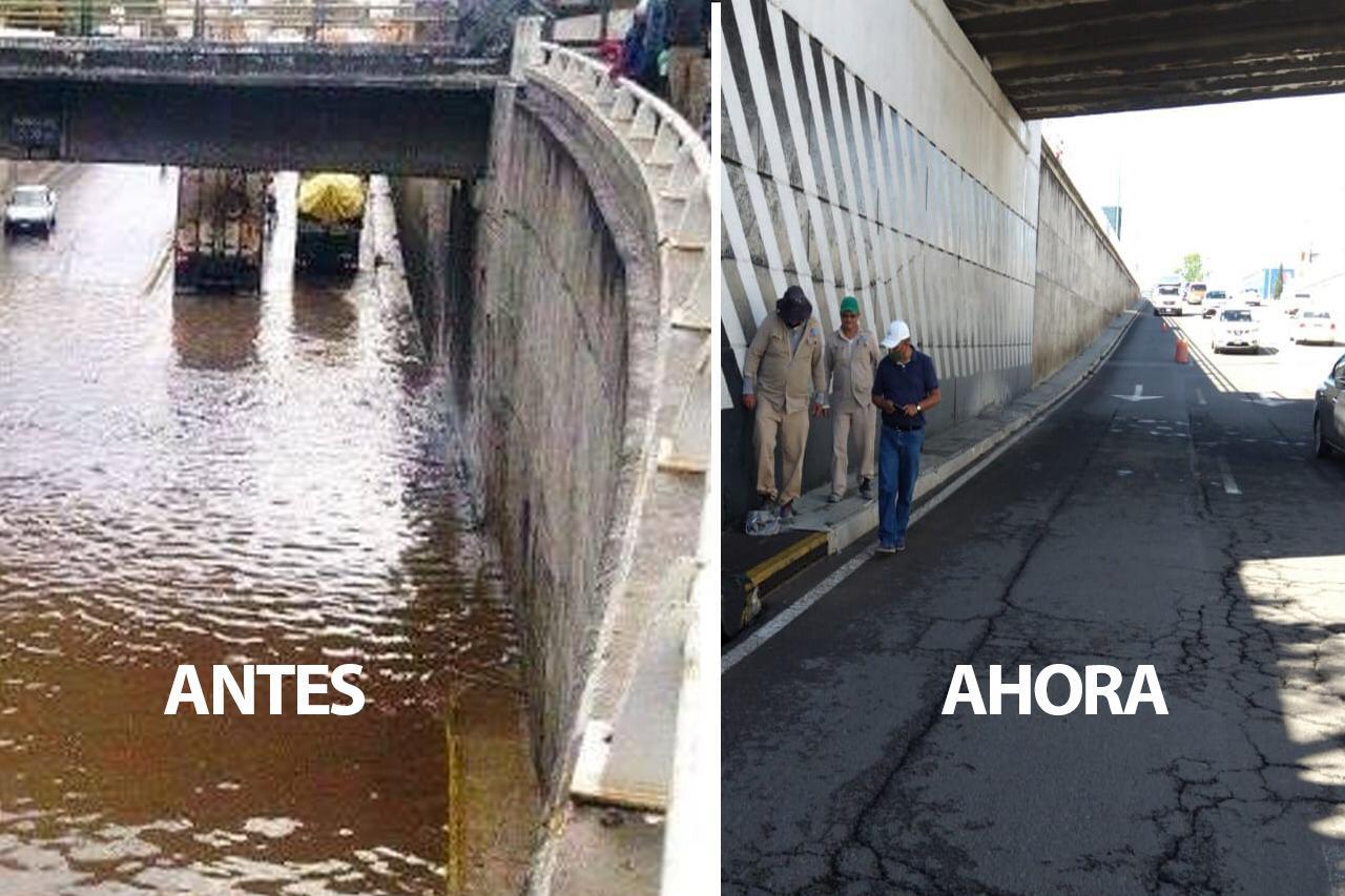 Apizaco libre de inundaciones; funciona estrategia de prevención y mantenimiento