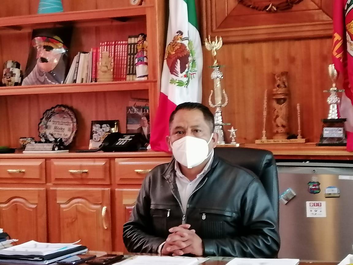Covid obliga a cancelar la ceremonia del Grito de Independencia en Quilehtla