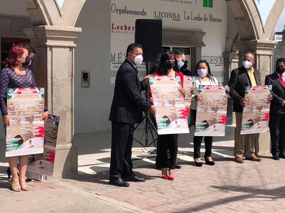 Villarreal Chairez publica el Bando Solemne de las fiestas patrias