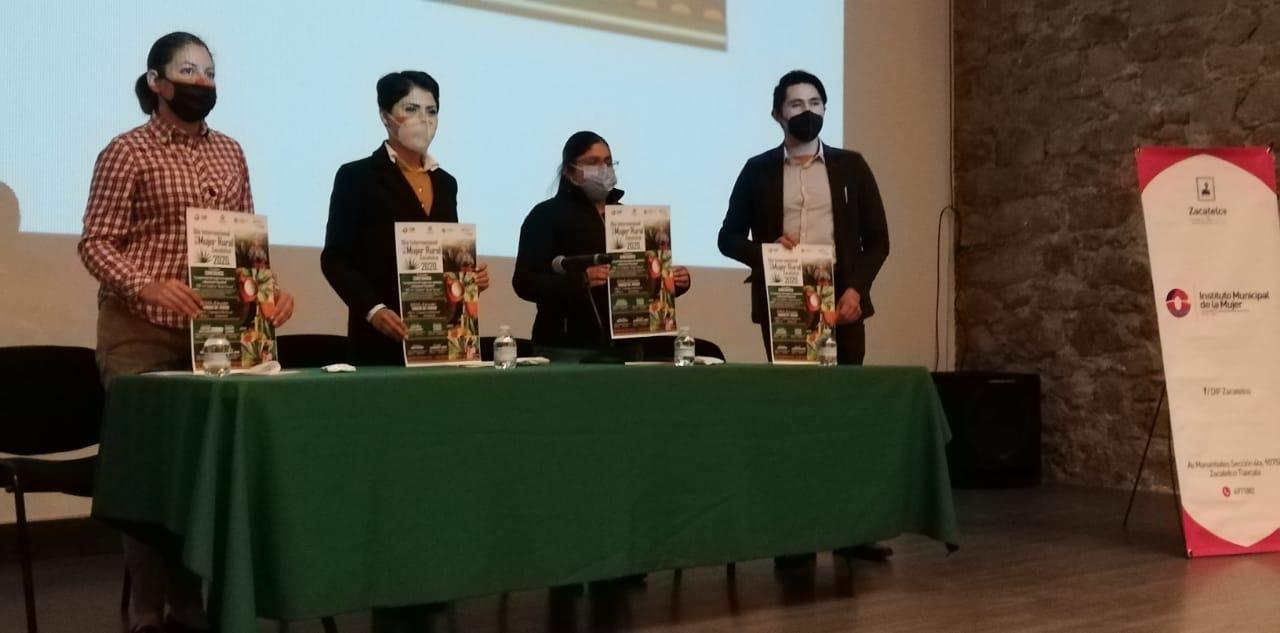 Conmemorarán el Día Internacional de la Mujer Rural Zacatelco 2020