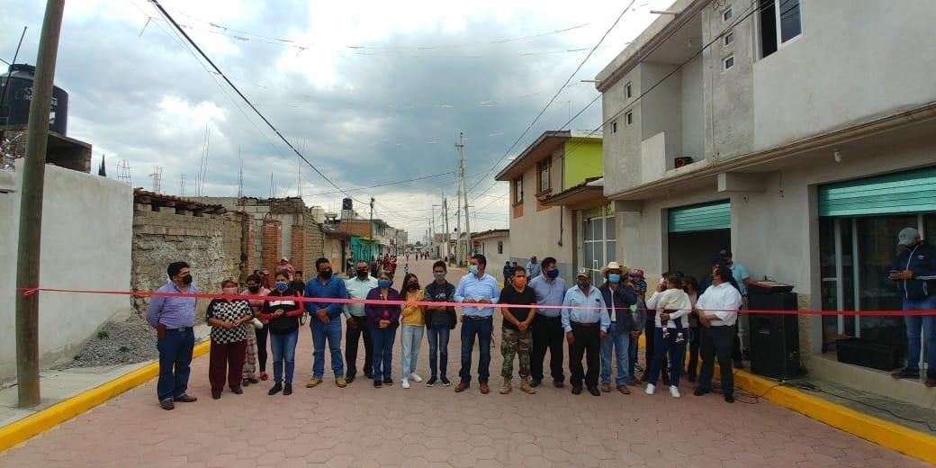 Murias Juárez impulsa el desarrollo en Santo Tomás La Concordia