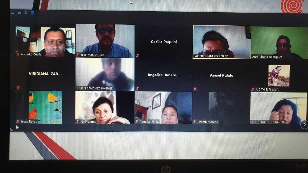 COBAT-TBC realiza en línea Reuniones de Trabajo Colegiado